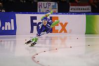 SCHAATSEN: HEERENVEEN: 12-12-2014, IJsstadion Thialf, ISU World Cup Speedskating, Hein Otterspeer (NED), ©foto Martin de Jong