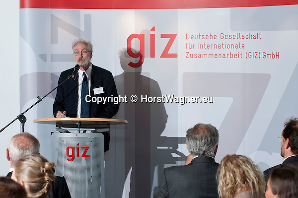 Prof  Dr  Horst FISCHER Director of GIZ-Representation Brussels