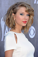 LAS VEGAS, NV - APRIL 6:  Taylor Swift at the 49th Annual Academy of Country Music Awards at the MGM Grand Garden Arena on April 6, 2014 in Las Vegas, Nevada.MPIPG/Starlitepics