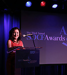 Lisa Portes during The Third Annual SDCF Awards at The The Laurie Beechman Theater on November 12, 2019 in New York City.