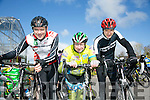 At the Tour de Munster Cycle at Ballyseedy Garden Centre  on Saturday were Michael McCarthy, Noel Coleman and James Coakley