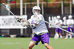 Orange, CA 05/16/15 - Austin Ekeroth (Grand Canyon #9) in action during the 2015 MCLA Division I Championship game between Colorado and Grand Canyon, at Chapman University in Orange, California.