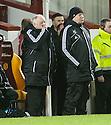 Aberdeen manager Craig Brown .