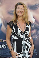 Wendy Wilkins at the Los Angeles premiere of &quot;The Water Diviner&quot; at the TCL Chinese Theatre, Hollywood.<br /> April 16, 2015  Los Angeles, CA<br /> Picture: Paul Smith / Featureflash