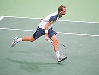14-02-13, Tennis, Rotterdam, ABNAMROWTT,Thiemo de Bakker.