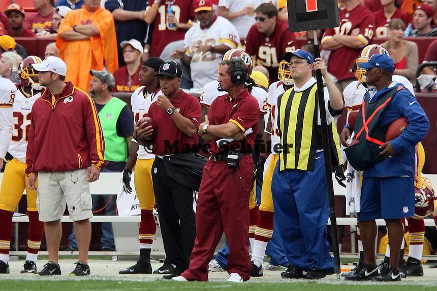 Head Coach Mike Shanahan (Redskins)