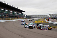 Round 7 of the 2018 British Touring Car Championship. Race one start.