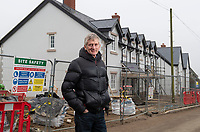 BNPS.co.uk (01202 558833)<br /> Pic: PhilYeomans/BNPS<br /> <br /> Local Gary Parratt has put his name on the list for a new home.<br />  <br /> Fresh hope for locals in battle for homes against the tide of second home coastal 'ghost' villages.<br /> <br /> Nine discounted homes have been built in one of the worst areas of the country for affordable housing, bringing fresh hope to local first-time buyers.<br /> <br /> The properties are being offered for sale at 75 per cent of the market price with a strict covenant in place that they can only be sold locals.<br /> <br /> And when the time comes for the owners to sell them on, the asking price must also be 25 per cent less than their true value.<br /> <br /> The properties have been built in the so-called ghost village village of Worth Matravers on the picturesque Isle of Purbeck in Dorset.<br /> <br /> Sixty per cent of the 180 houses in the village belong to second homeowners and lay empty most of the time.
