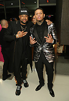 LOS ANGELES, CA - FEBRUARY 8: THE-DREAM and YELLA BEEZY attend L.A. Reid & HITCO Entertainment's celebration of the 2019 Grammy Awards at Reids home on FEBRUARY 8, 2019 in Los Angeles, California. (Photo by Willy Sanjuan/PictureGroup)