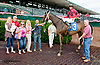 The Mikester winning at Delaware Park on 9/9/13