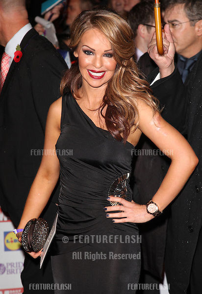 Katie Piper arriving for the 2012 Pride of Britain Awards, at the Grosvenor House Hotel, London. 29/10/2012 Picture by: Alexandra Glen / Featureflash