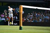 Roger Federer (Sui)<br /> Wimbledon 06-07-2018 Roland Garros <br /> Tennis Grande Slam 2018 <br /> Foto Panoramic / Insidefoto <br /> ITALY ONLY