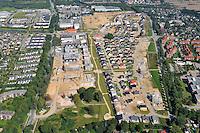 An der Alten Wache: EUROPA, DEUTSCHLAND, SCHLESWIG- HOLSTEIN, GLINDE, (GERMANY), 02.09.2011: Depot Gelaende in Glinde, Bundeswehr, Umwandlung von Kaserne. Wohnraum, Baugrund, Flaeche. Bebaung, Bebauungsplan, Umwitmung,  Gebaeude, freie Flaeche, Freiflaeche, Platz , Raum, Rueckbau, An der Alten Wache, B Plan 40 a,  Investition, Luftbild, Luftansicht, Luftaufnahme, .. c o p y r i g h t : A U F W I N D - L U F T B I L D E R . de.G e r t r u d - B a e u m e r - S t i e g 1 0 2, 2 1 0 3 5 H a m b u r g , G e r m a n y P h o n e + 4 9 (0) 1 7 1 - 6 8 6 6 0 6 9 E m a i l H w e i 1 @ a o l . c o m w w w . a u f w i n d - l u f t b i l d e r . d e.K o n t o : P o s t b a n k H a m b u r g .B l z : 2 0 0 1 0 0 2 0  K o n t o : 5 8 3 6 5 7 2 0 9.V e r o e f f e n t l i c h u n g n u r m i t H o n o r a r n a c h M F M, N a m e n s n e n n u n g u n d B e l e g e x e m p l a r !.