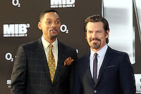 Will Smith and Josh Brolin attending MEN IN BLACK 3 premiere at O2 World. Berlin, Germany, 14.05.2012...Credit: Semmer/face to face.. /MediaPunch Inc. ***FOR USA ONLY***
