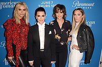 LOS ANGELES, CA - MAY 31: Dorit Kemsley, Kyle Richards, Lisa Rinna and Teddi Mellencamp at the Premiere Of Paramount Network's 'American Woman' - Arrivals at Chateau Marmont on May 31, 2018 in Los Angeles, California. <br /> CAP/MPI/DE<br /> &copy;DE//MPI/Capital Pictures