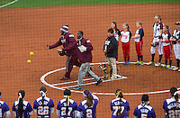 Super Bulldog Weekend Softball vs. LSU.<br />