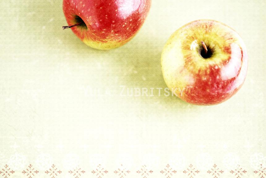 Apples - rosh hashana greeting