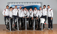 06-02-12, Netherlands,Tennis, Den Bosch, Daviscup Netherlands-Finland, Team