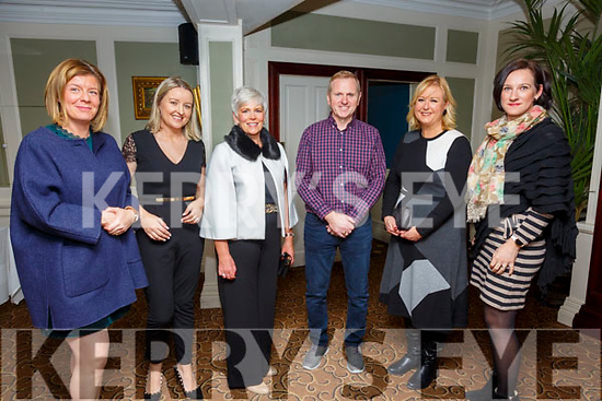 "Come Dine With Me: Attending the ""Come Dine With Me"" event in aid of Listowel Emmetts GAA club on Saturday last at the Listowel Arms Hotel  were Siobhan Mahony, Claire Hanrahan, Michelle O'Connell, Sean Hennelly, Sarah Moriarity & Ina Beaumann."