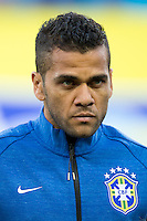 Dani Alves of Brazil