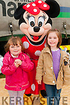 Lixnaw Vintage : Attending the  Lixnaw vintage rally on Sunday last were Noreen Prendrville, Castleisland & Ava Daly, Lixnaw pictured with Micky Mouse.