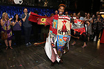 Justin Prescott during the Broadway Opening Night Performance Actors' Equity Legacy Robe honoring Justin Prescott at the Hudson Theatre on July 26, 2018 in New York City.