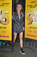"Amber Davies at the ""9 To 5 The Musical"" theatre cast stage door departures, Savoy Theatre, The Strand, London, England, UK, on Thursday 06th June 2019.<br /> CAP/CAN<br /> ©CAN/Capital Pictures"