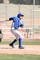 Jake Opitz, Chicago Cubs 2010 minor league spring training..Photo by:  Bill Mitchell/Four Seam Images.