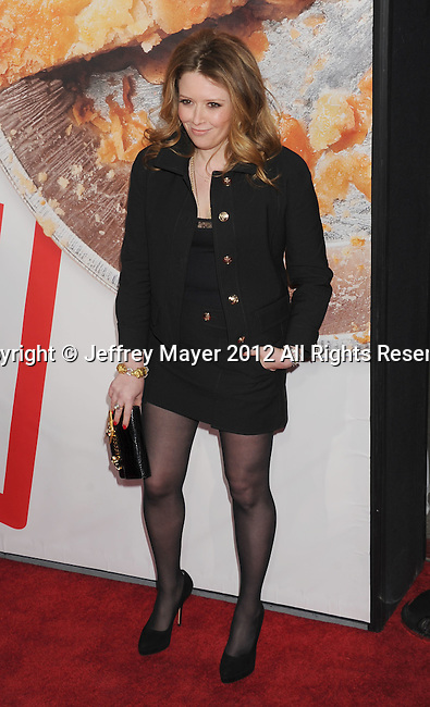 HOLLYWOOD, CA - MARCH 19: Natasha Lyonne attends the 'American Reunion' Los Angeles Premiere at Grauman's Chinese Theater on March 19, 2012 in Hollywood, California.