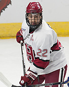 Devin Tringale (Harvard - 22) - The Harvard University Crimson defeated the Air Force Academy Falcons 3-2 in the NCAA East Regional final on Saturday, March 25, 2017, at the Dunkin' Donuts Center in Providence, Rhode Island.