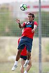 Getafe CF's Damian Suarez during training session. August 1,2017.(ALTERPHOTOS/Acero)