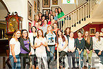 Bride to Be : Jessie McMahon, Knockaderry, Newcastlewest, forth from left front enjoying her hen night at the Listowel Arms Hotel on Saturday last.