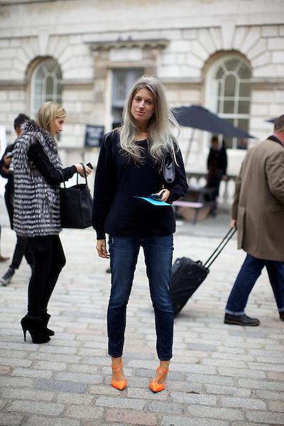 Sarah Harris from Vogue