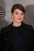 Spanish actress Maria Valverde poses during the World Premiere of 'Exodus: Gods and Kings' in Madrid, Spain. december 04, 2014. (ALTERPHOTOS/Victor Blanco)