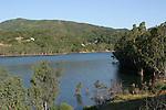Lexington Reservoir near Los Gatos