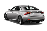 Car pictures of rear three quarter view of a 2018 Lexus IS 300 4 Door Sedan angular rear