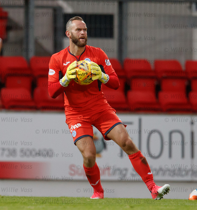 Alan Mannus, St Johnstone