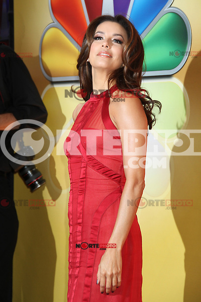 Eva Longoria at NBC's Upfront Presentation at Radio City Music Hall on May 14, 2012 in New York City. © RW/MediaPunch Inc.