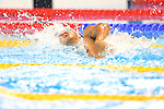 Keiichi Kimura (JPN),<br /> SEPTEMBER 12, 2016 - Swimming : <br /> Men's 50m Freestyle S11 Heat<br /> at Olympic Aquatics Stadium<br /> during the Rio 2016 Paralympic Games in Rio de Janeiro, Brazil.<br /> (Photo by AFLO SPORT)