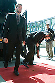 Nick Larson (Notre Dame - 26), Steven Summerhays (Notre Dame - 1) - The University of Minnesota-Duluth defeated the University of Notre Dame Fighting Irish 4-3 in their 2011 Frozen Four Semi-Final on Thursday, April 7, 2011, at the Xcel Energy Center in St. Paul, Minnesota.
