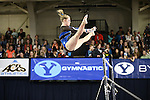 2015 BYU Women's Gymnastics vs Utah State