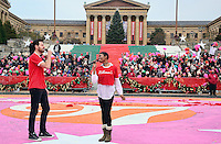 PHILADELPHIA, PA - NOVEMBER 24 : The 2016 Philadelphia Thanksgiving Day Parade in Philadelphia, Pa on November 24, 2016  photo credit Star Shooter/MediaPunch