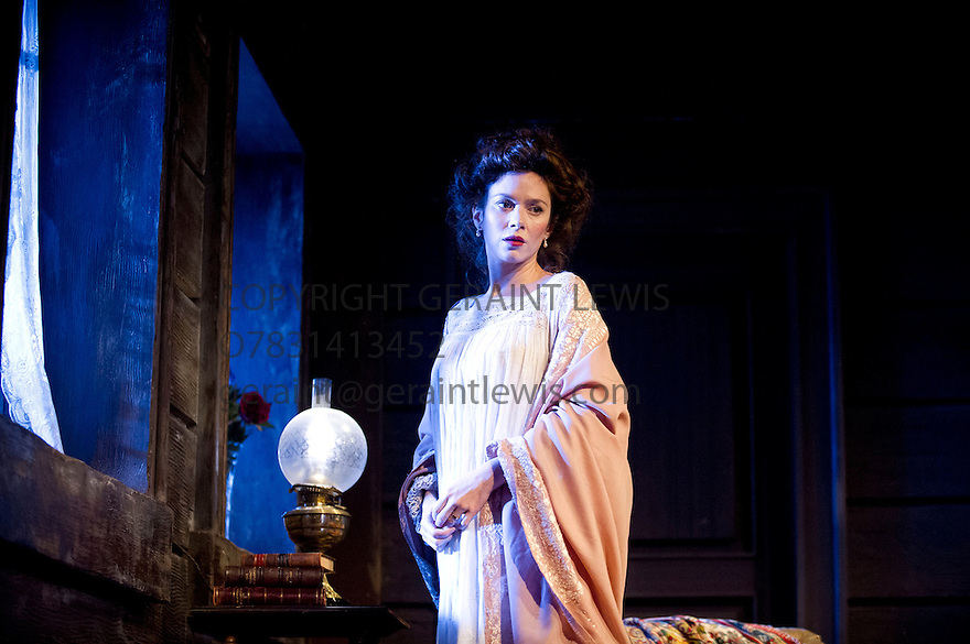 Uncle Vanya by Anton Chekov, translated by Christopher Hampton, directed by Lindsay Posner. With Anna Friel as Yelena. Opens at The Vaudeville Theatre on 2/11/12. CREDIT Geraint Lewis
