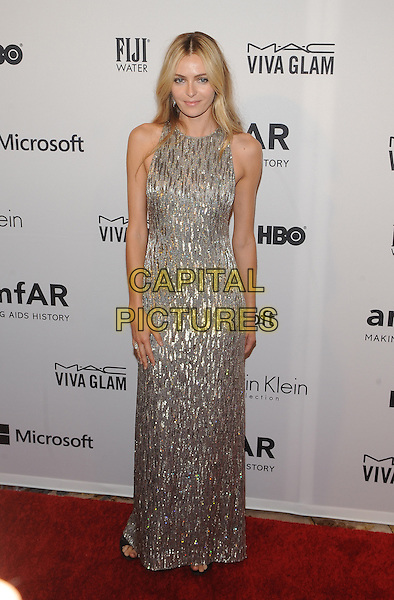 New York,NY- June 10: Valentina Zelyaeva attends the amfAR Inspiration Gala at The Plaza Hotel In New York City on June 10, 2014 .  <br /> CAP/RTNSTV<br /> &copy;RTNSTV/MPI/Capital Pictures