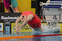 Cassie Wright. AON Swimming New Zealand National Open Swimming Championships, National Aquatic Centre, Auckland, New Zealand, Thursday 5 July 2018. Photo: Simon Watts/www.bwmedia.co.nz