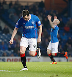 Jon Daly fails to find the net