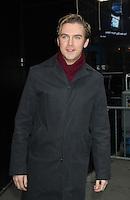NEW YORK, NY - NOVEMBER 8: Dan Stevens at Good Morning America in New York City. November 8, 2012. Credit: RW/MediaPunch Inc. .<br /> &copy;NortePhoto