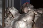 Church of Saint Mary, Chilton, Suffolk, England, UK - Robert, Anne Crane c1500 monument memorial