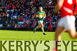 Peter Crowley Kerry in action against  Cork in the National Football League at Pairc Ui Rinn, Cork on Sunday.
