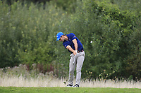 Andrea Pavin (ITA) on the 4th tee during Round 1 of the Bridgestone Challenge 2017 at the Luton Hoo Hotel Golf &amp; Spa, Luton, Bedfordshire, England. 07/09/2017<br /> Picture: Golffile   Thos Caffrey<br /> <br /> <br /> All photo usage must carry mandatory copyright credit     (&copy; Golffile   Thos Caffrey)